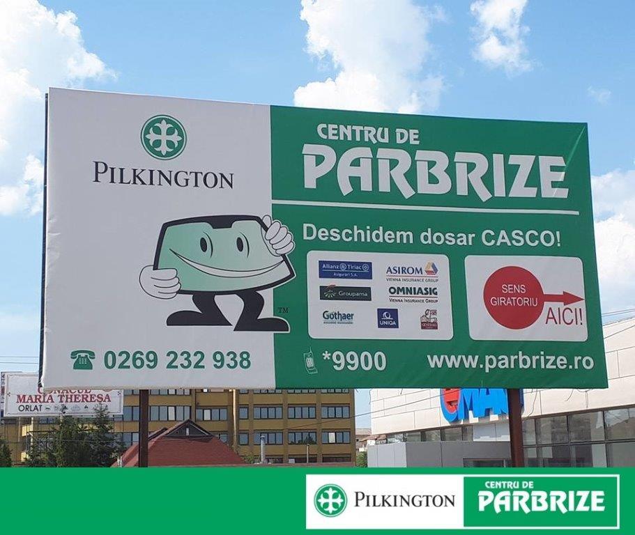 Parbrize Auto Sibiu PILKINGTON